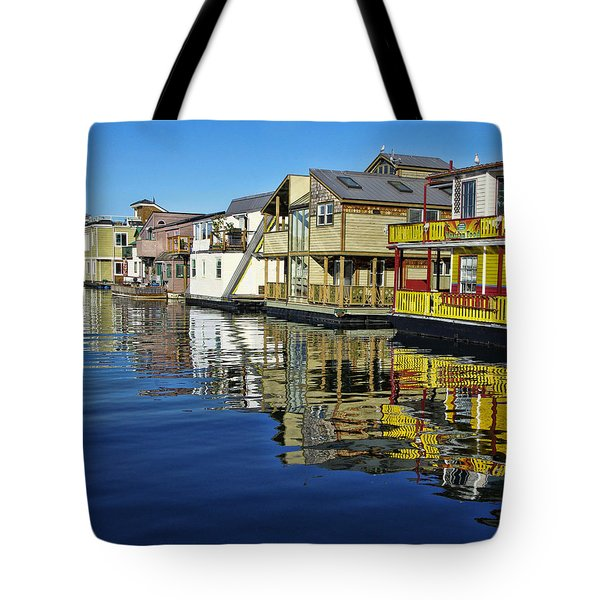 Fisherman's Wharf Tote Bag