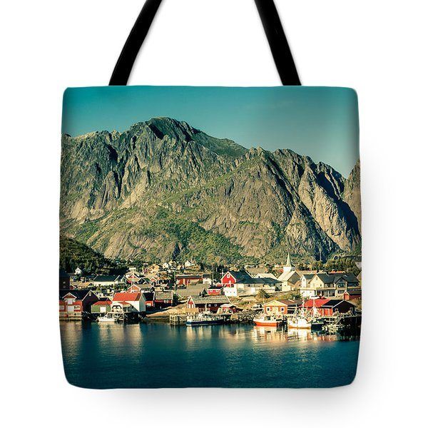 Fishermen Have Gone Tote Bag