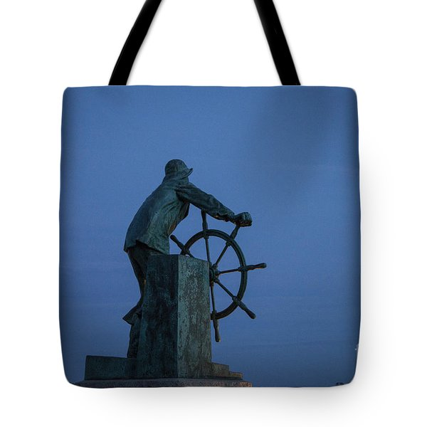 Fishermen's Memorial Tote Bag