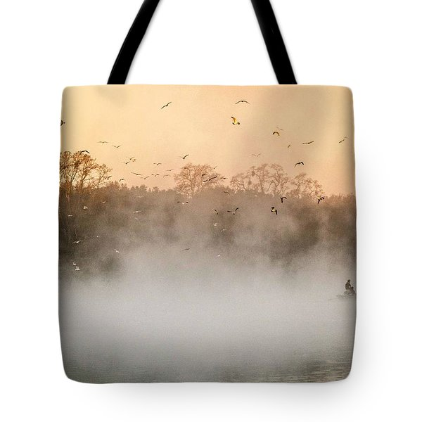 Fisher's Delight  Tote Bag