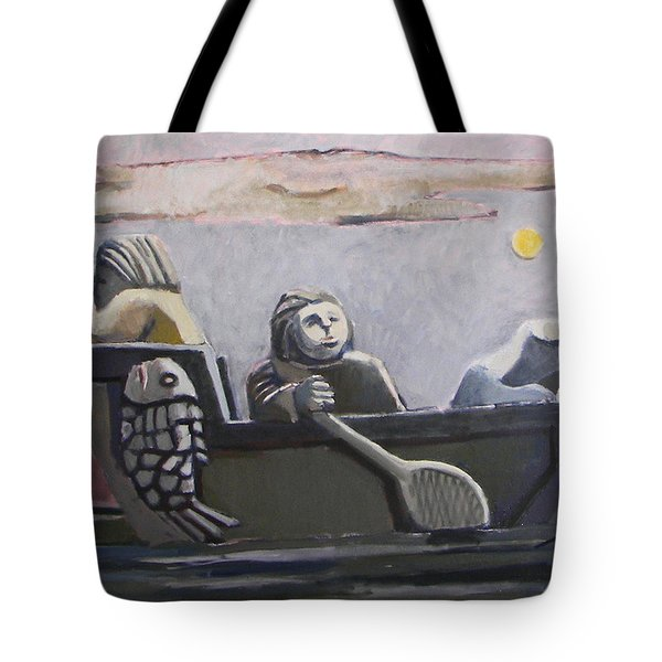 Fishers Tote Bag