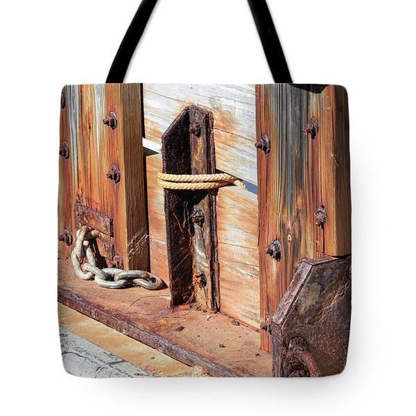 Fishing Boat 6 - Tote Bag