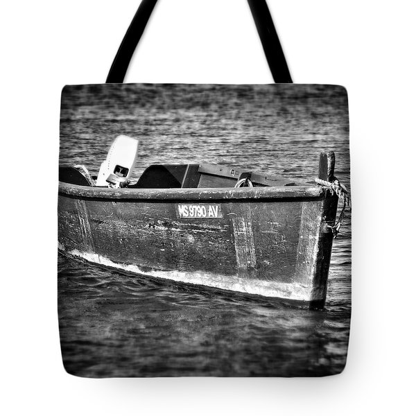 Fishing Boat Cape Cod Tote Bag