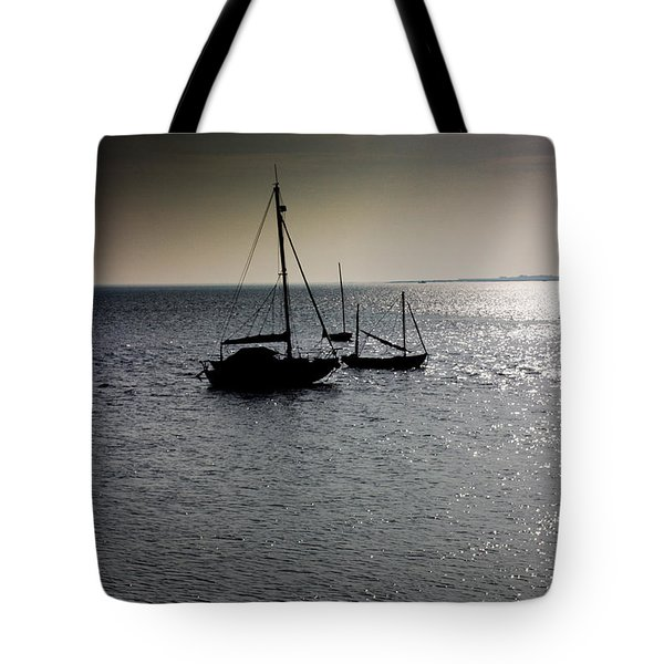 Fishing Boats Essex Tote Bag