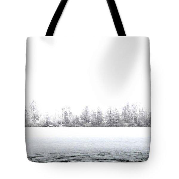 Fishing Limekiln Tote Bag by David Patterson