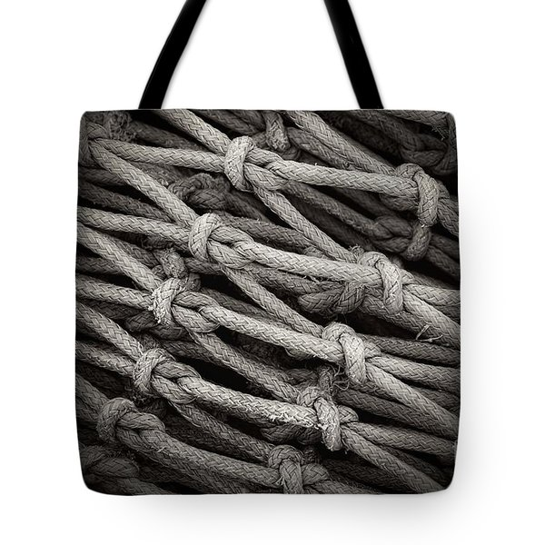 Fishing Nets Tote Bag