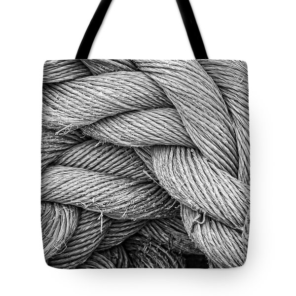 Fishing Rope Tote Bag