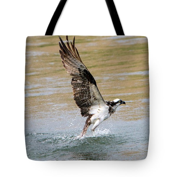 Fishing The Yakima Tote Bag