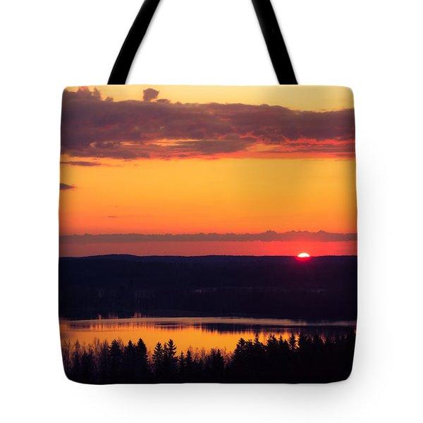 Fissio Ver2 Tote Bag