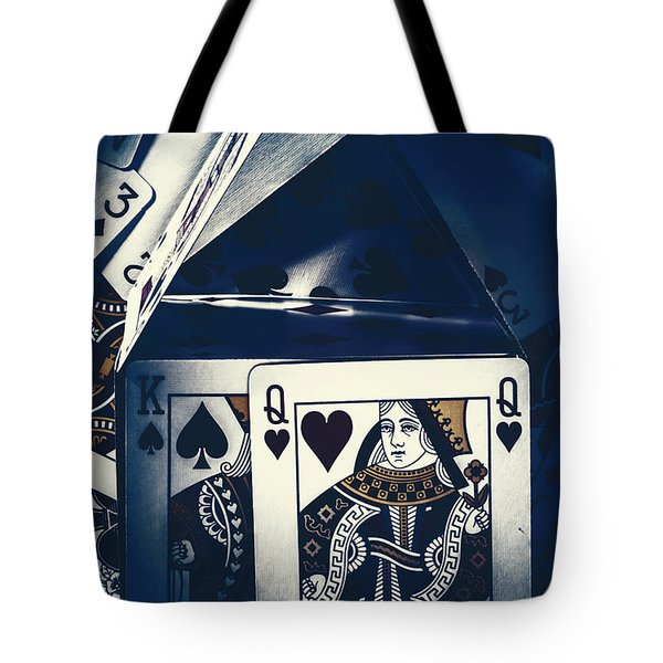 Fit For A King And Queen Tote Bag