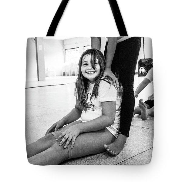 Fitness, Brazil Tote Bag