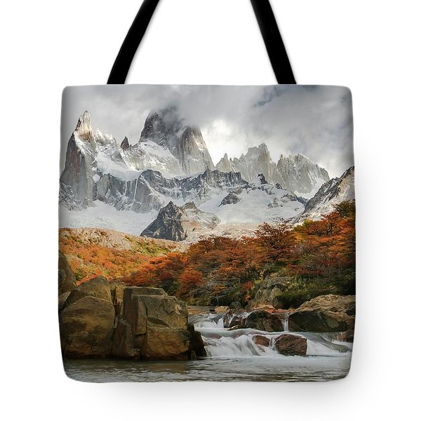 Fitzroy Sunrise Tote Bag