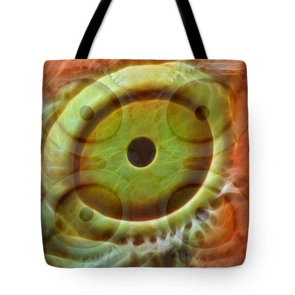 Five Eyes Tote Bag