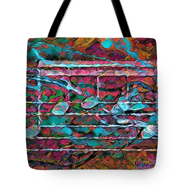 Five Figure Squared 1 Tote Bag