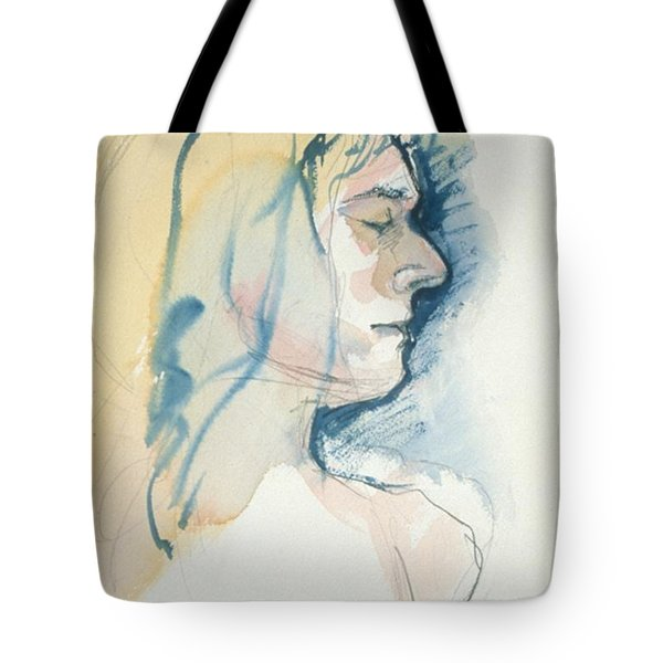 Five Minute Profile Tote Bag