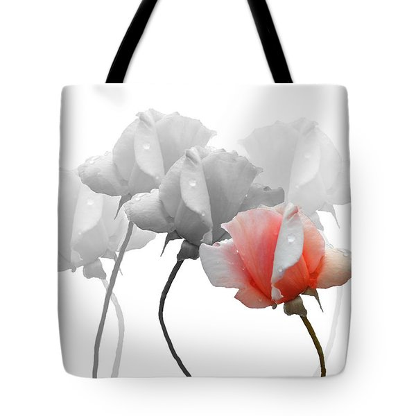 Five Roses Tote Bag