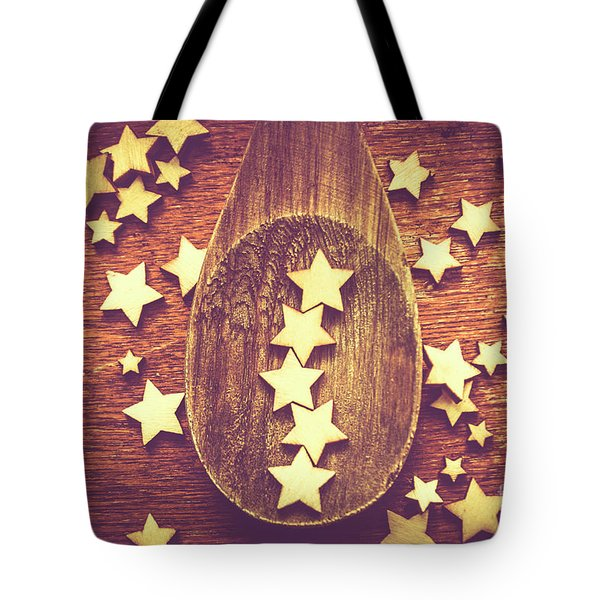 Five Stars Quality Food Service  Tote Bag