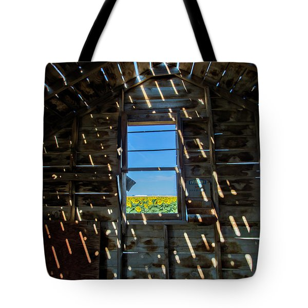 Fixer Upper With A View Tote Bag