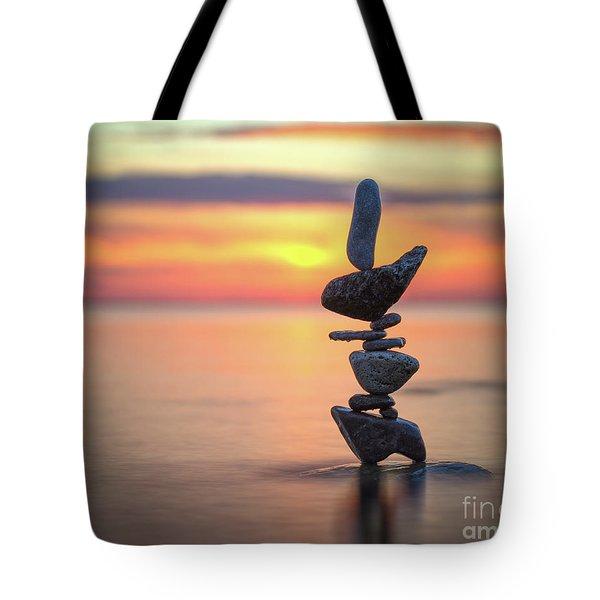 Fiyah Tote Bag
