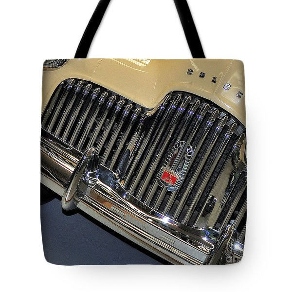 Fj Holden - Front End - Grill Tote Bag by Kaye Menner