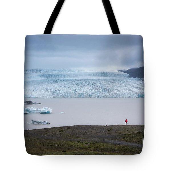 Fjallsarlon  Tote Bag