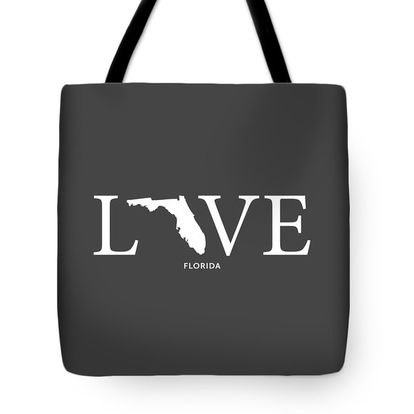 Fl Love Tote Bag
