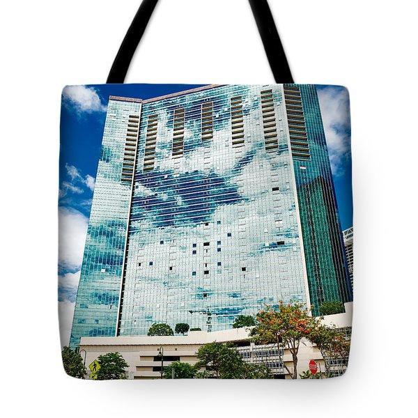Fla-150531-nd800e-25120-color Tote Bag by Fernando Lopez Arbarello