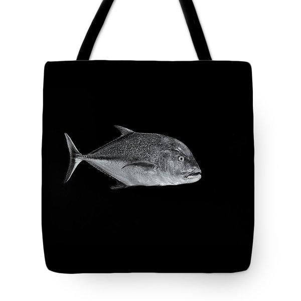 Fla-150811-nd800e-26052-bw-selenium Tote Bag by Fernando Lopez Arbarello