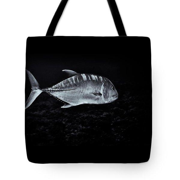 Fla-150811-nd800e-26063-bw-selenium Tote Bag by Fernando Lopez Arbarello