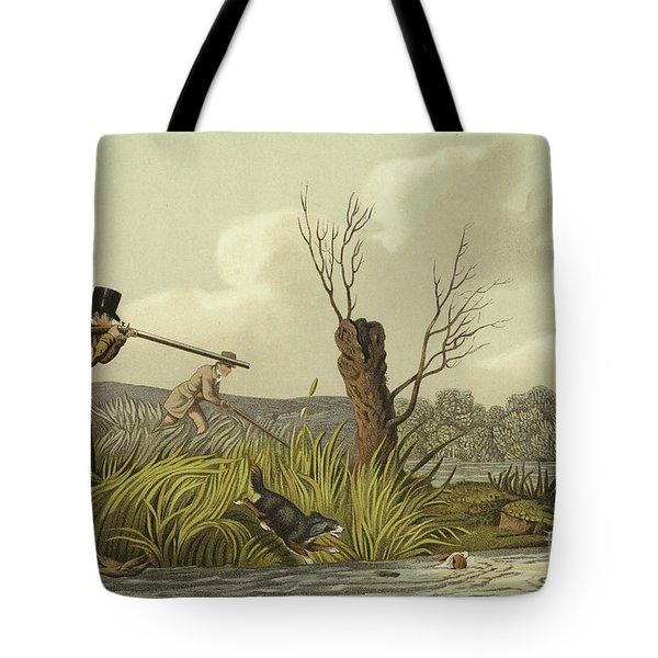 Flacker Shooting Tote Bag