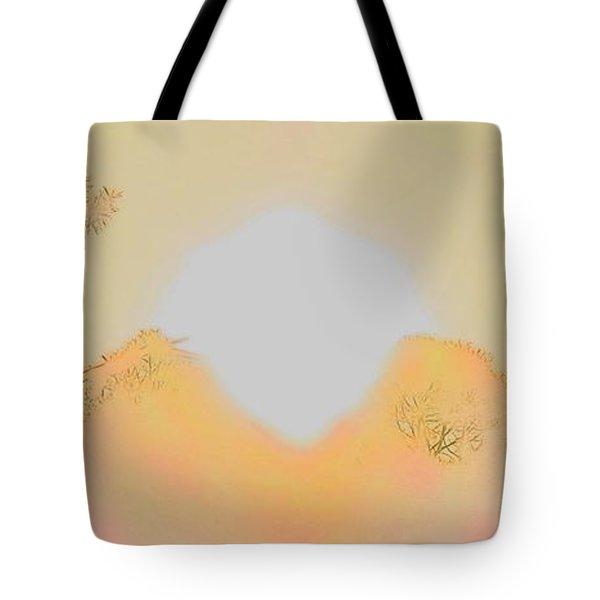 Flagstaff Dawn Tote Bag
