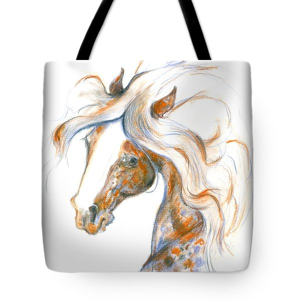 Flair Tote Bag by Mary Armstrong