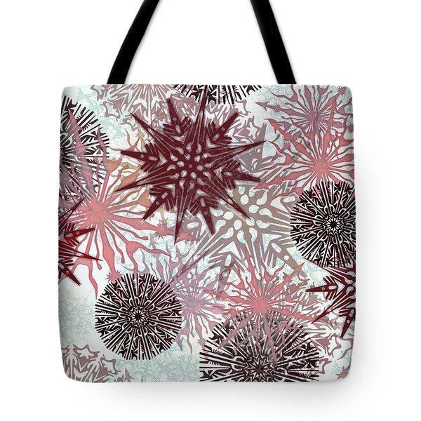 Flakes Love Tote Bag