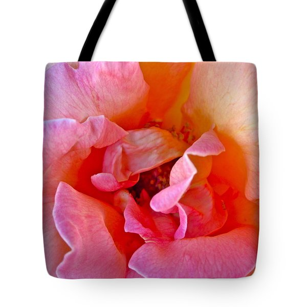 Flallon Up Close Tote Bag by Gwyn Newcombe