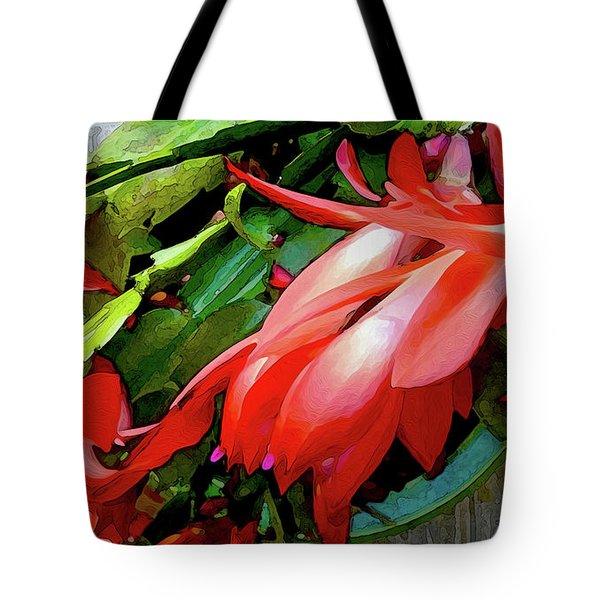 Flamboyance Tote Bag