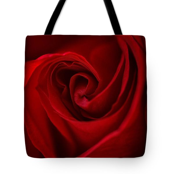 Flame Tote Bag by Amy Porter