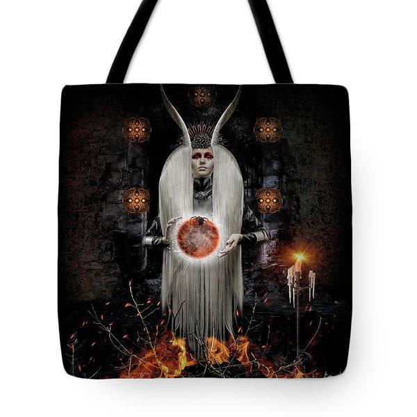 Flame Magick Tote Bag