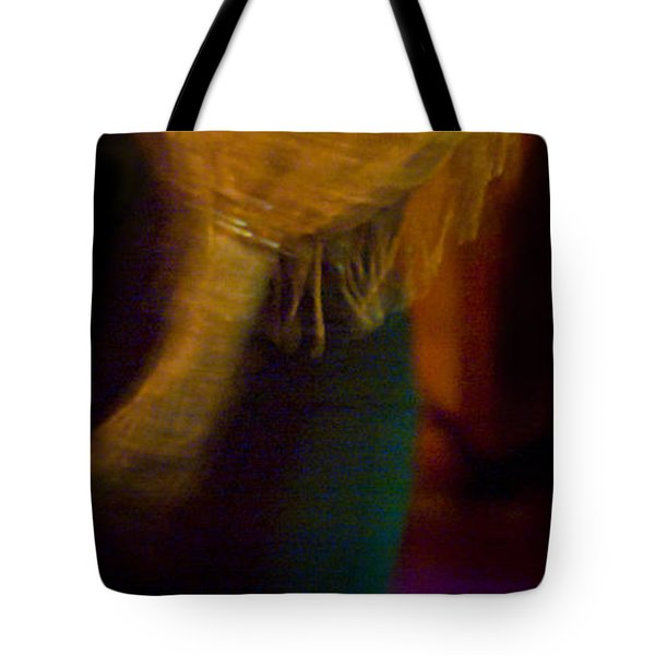 Tote Bag featuring the photograph Flamenco Series 23 by Catherine Sobredo