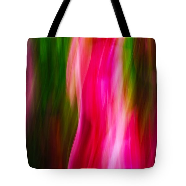 Flames Of Passion Tote Bag