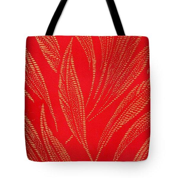 Flamework Tote Bag