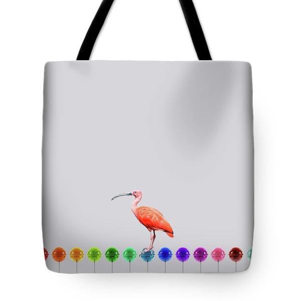 Flamigo Tote Bag
