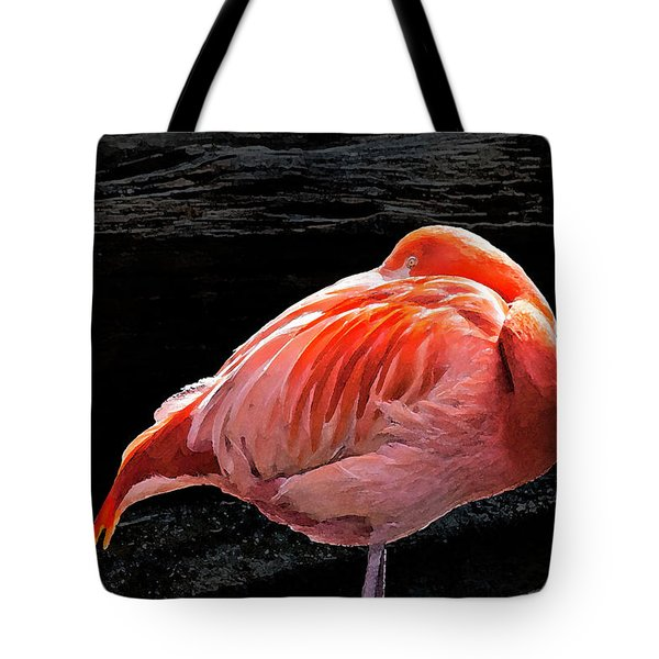 Flamingo - 8331 Tote Bag