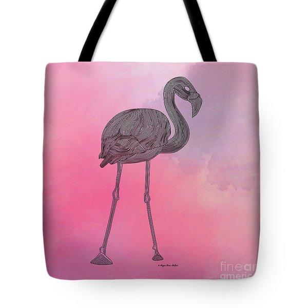 Flamingo5 Tote Bag
