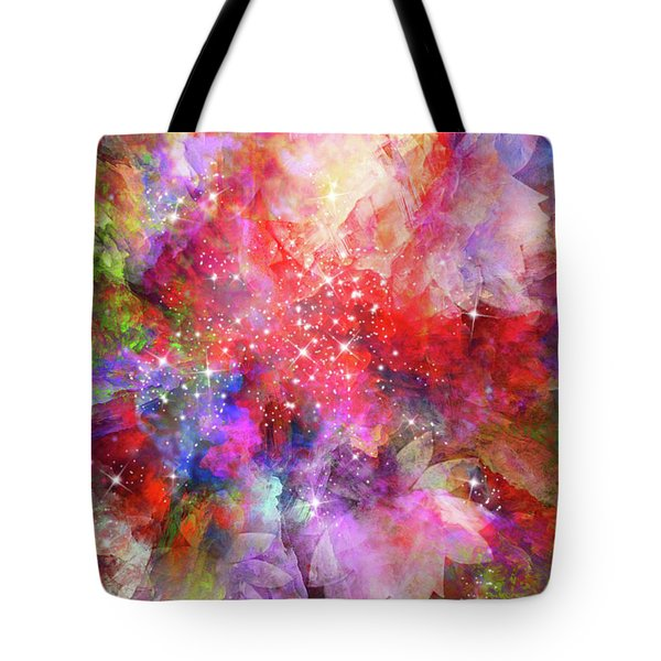 Flammable Imagination  Tote Bag