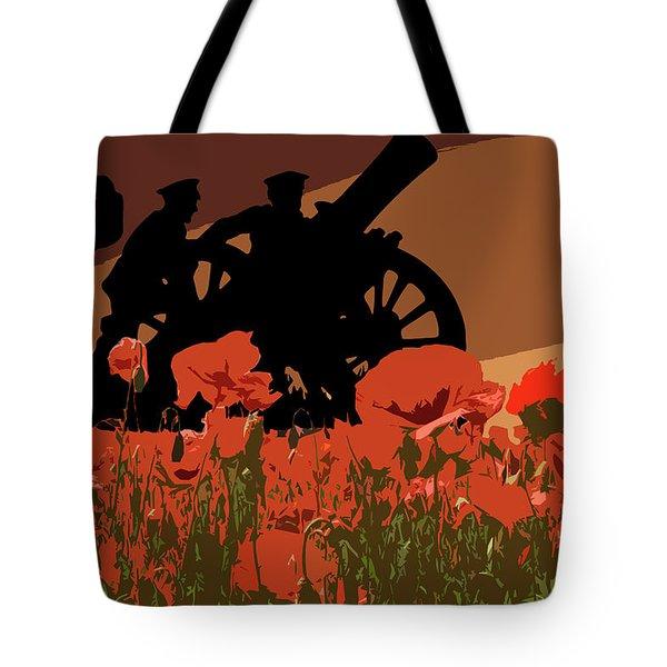 Flanders Fields 1 Tote Bag