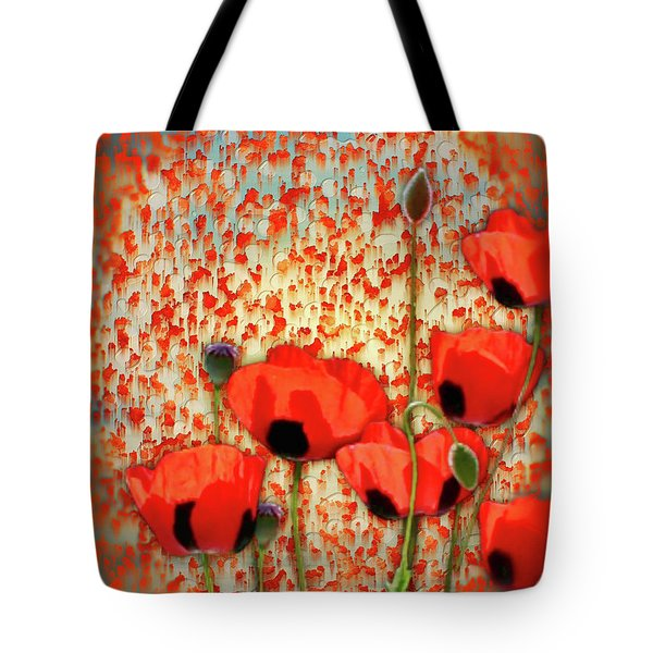 Flanders Fields Tote Bag