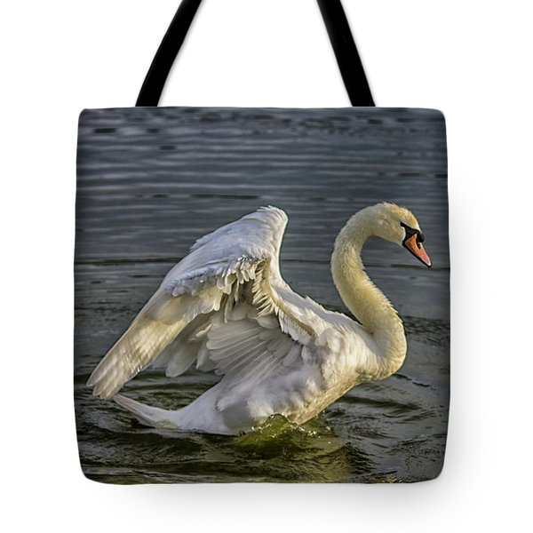 Flap Those Wings Tote Bag
