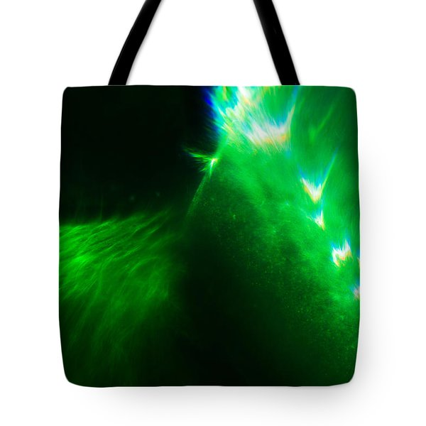 Tote Bag featuring the photograph Flare by Greg Collins