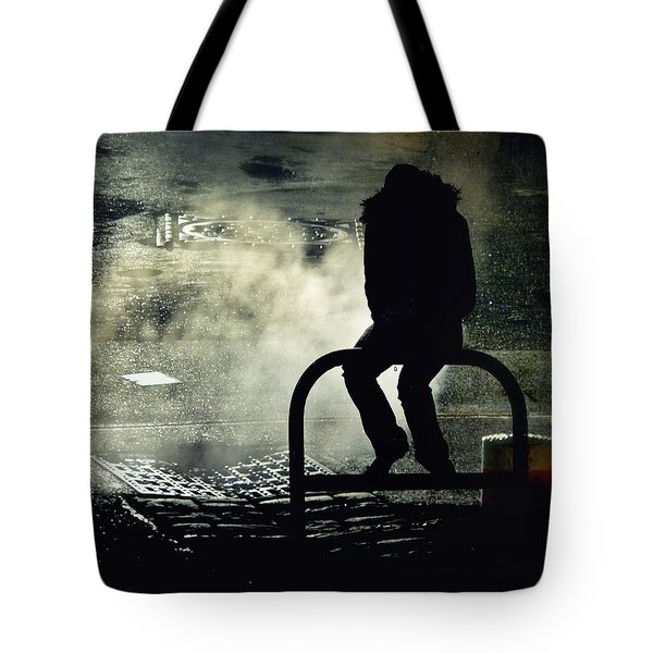 Flash Back  Tote Bag
