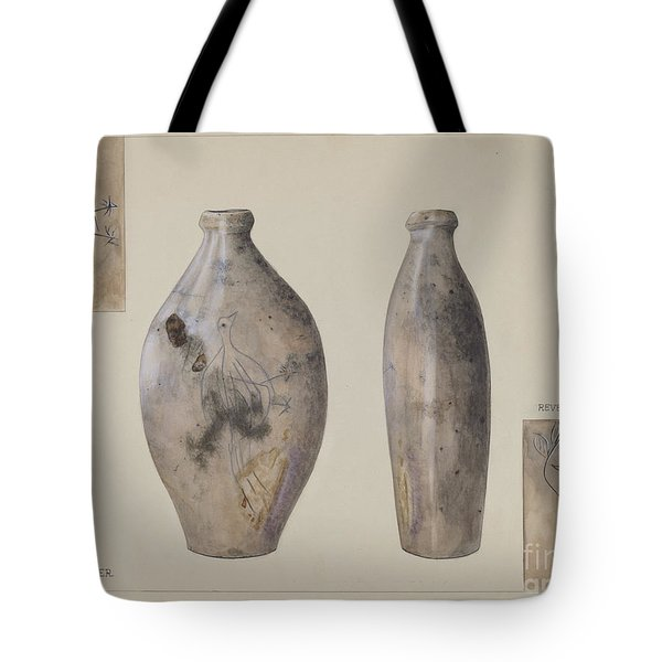 Flask Tote Bag
